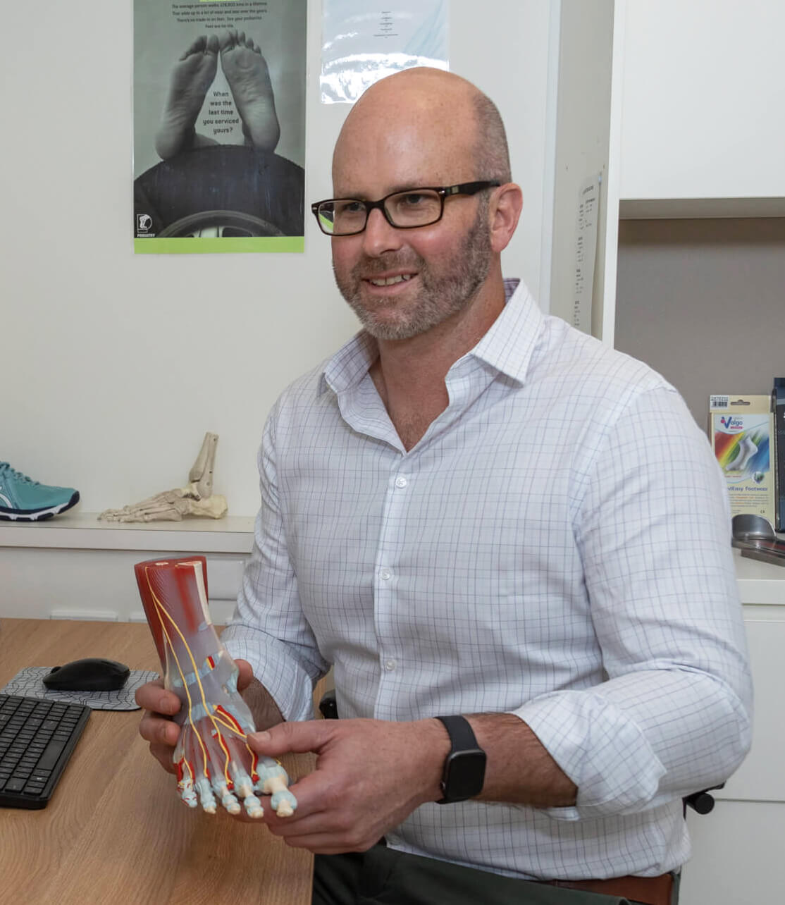 Treatment & Recovery Plans with Podiatry First Sports