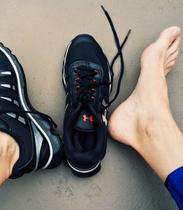 Podiatry First Helps with Heel Pain